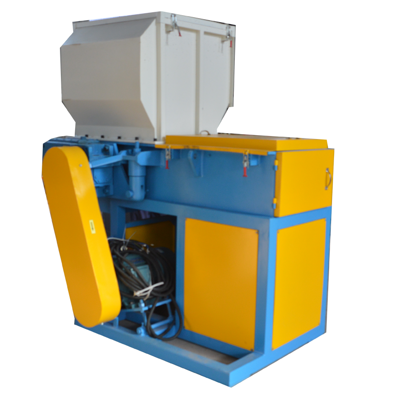 Double shaft rubber tire shredder machine prices